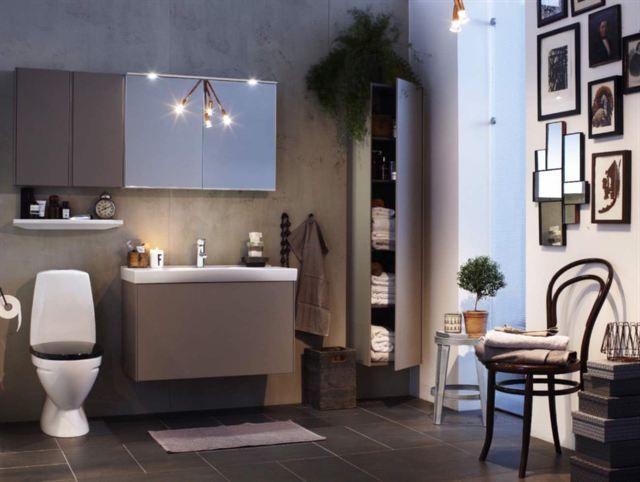 grå svar vitt badrum - Sök på Google