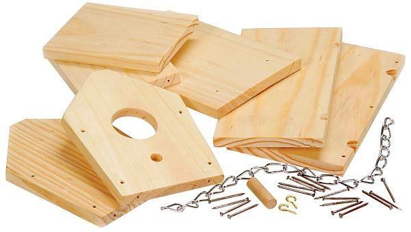 Goede Nestkast maken, gratis bouwtekeningen - Nederlandse vogels DU-93