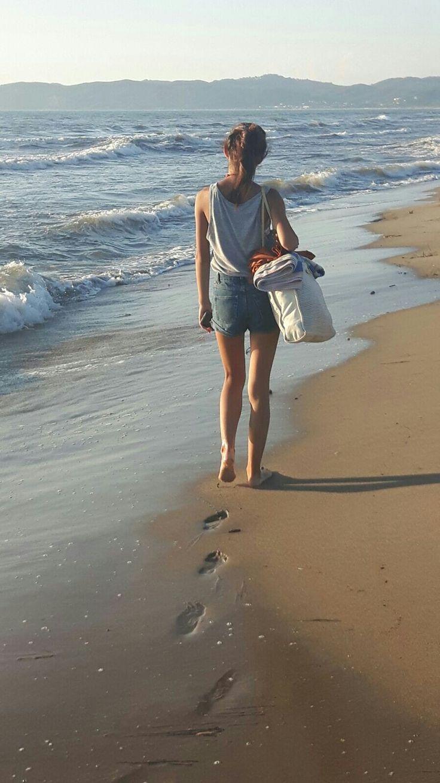 #me #summer #footprints