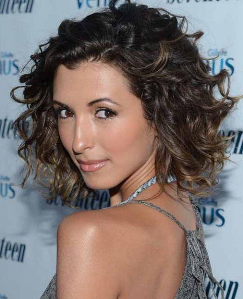 Beach Inspired Short Haircut Curly Hairstyles