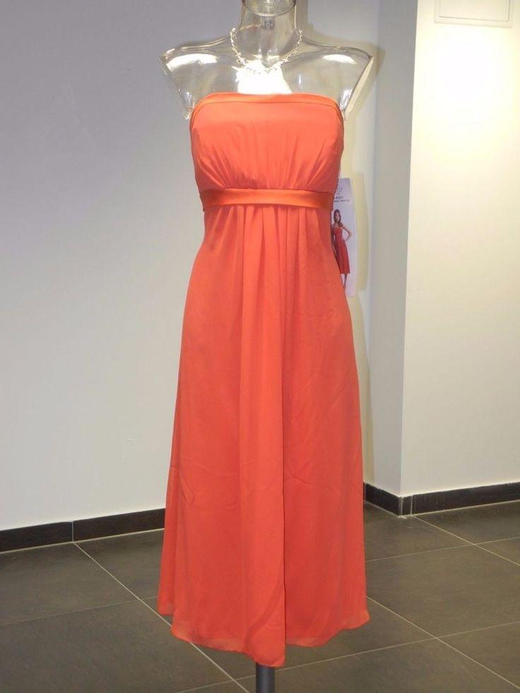 Amazing Details zu Edel Abendkleid Brautkleid Belsoie Ausstellungsst ck gr
