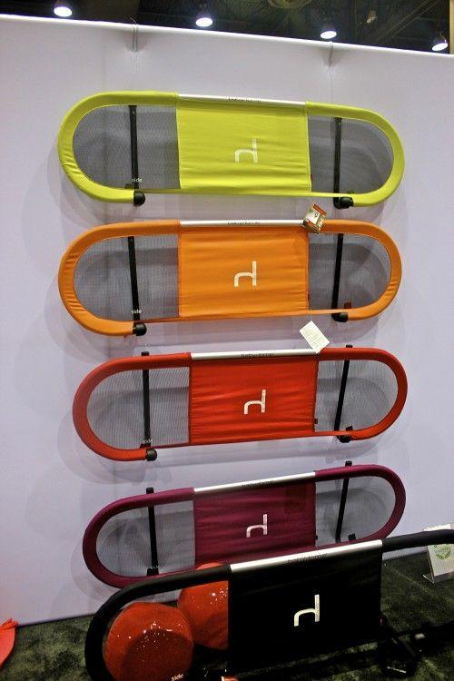 modern bed rails