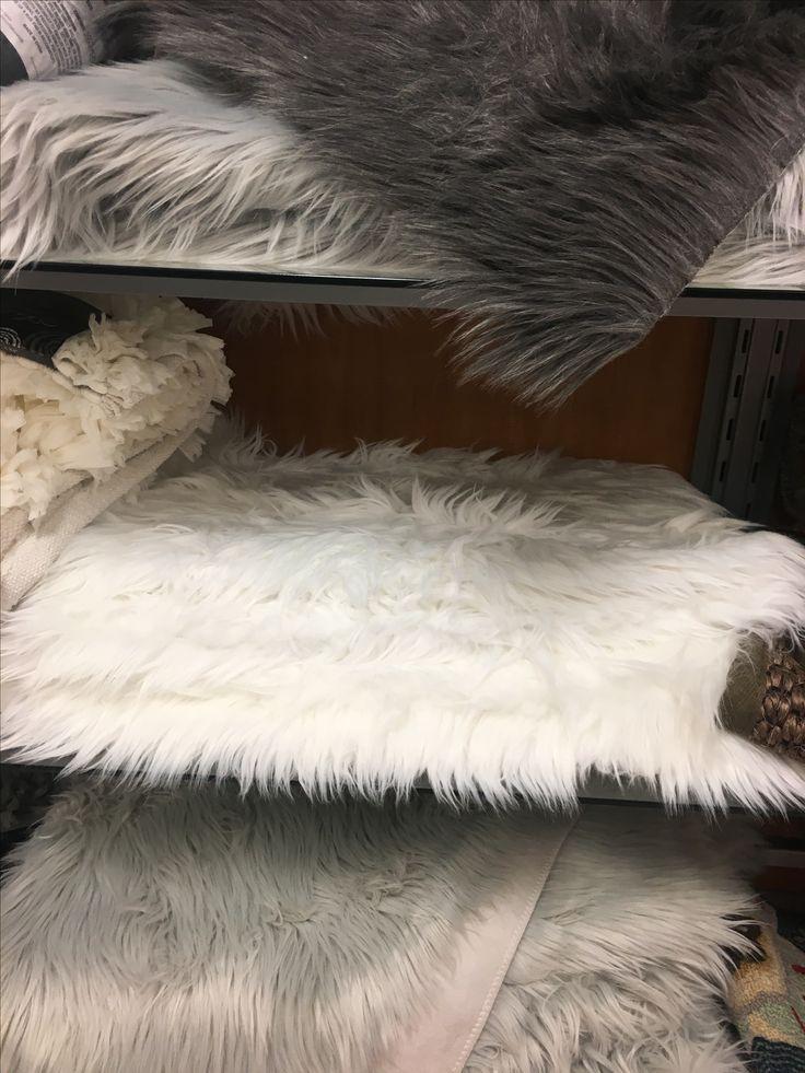 Fur Rug from TJ Max