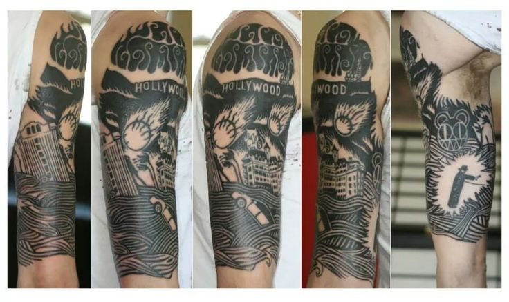 stanley donwood tattoo - Google Search