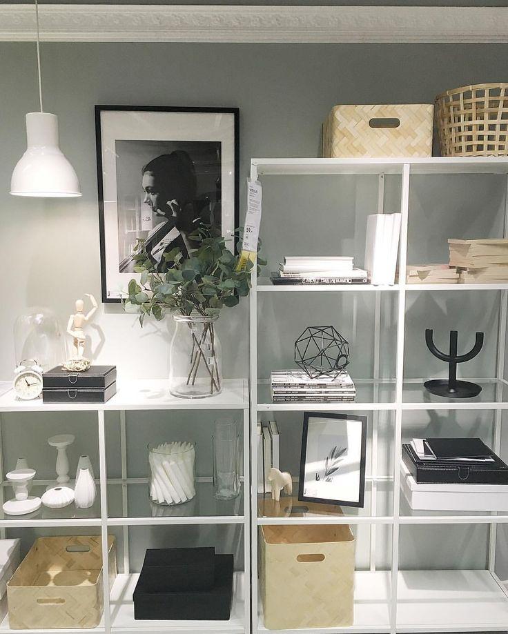 """Gefällt 108 Mal, 1 Kommentare - IKEA Oldenburg (@ikea_oldenburg) auf Instagram: """"In unserem VITTSJÖ Regal kommen deine Lieblingsstücke besonders gut zur Geltung.…"""""""