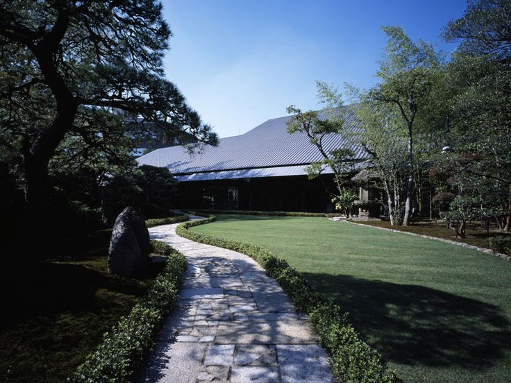 Nezu Museum by Kengo Kuma