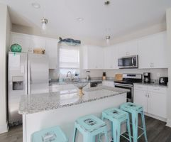 Brand New 6 Bed 6 Bath! Private Heated Pool! Free Golf Cart!. The Sandy Feet Retreat! Street Legal Golf Cart Included for all off season weeks! (August 15 ...