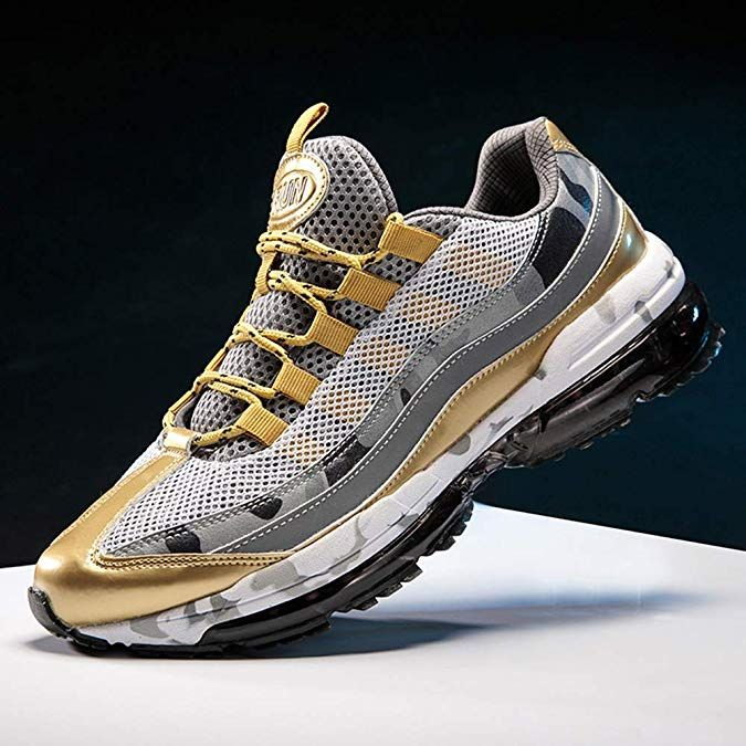 a798a2bca59b8 Amazon.com | EL Possibilities Men's Air Cushion Sports Running Shoes ...