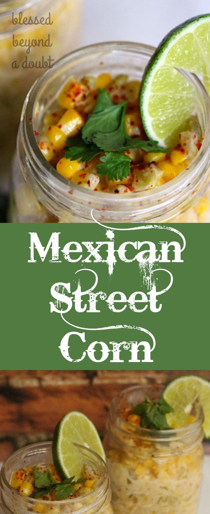 Here's an easy Mexican Street Corn recipe that's filled with flavor. It's easy to modify to meet your family's needs. Try it for Taco Tuesday.