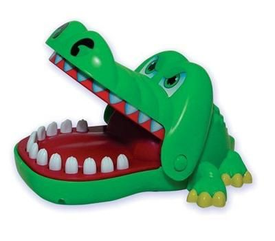 Gotta love the Crocodile Dentist! I use this for articulation practise with my kids