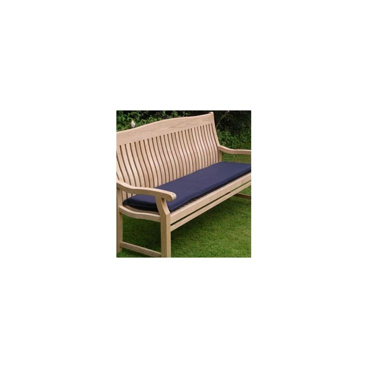 Outdoor Cushion For 150cm #Bench   Navy Blue Just 70.03 U20ac Buy Today U0026 Get