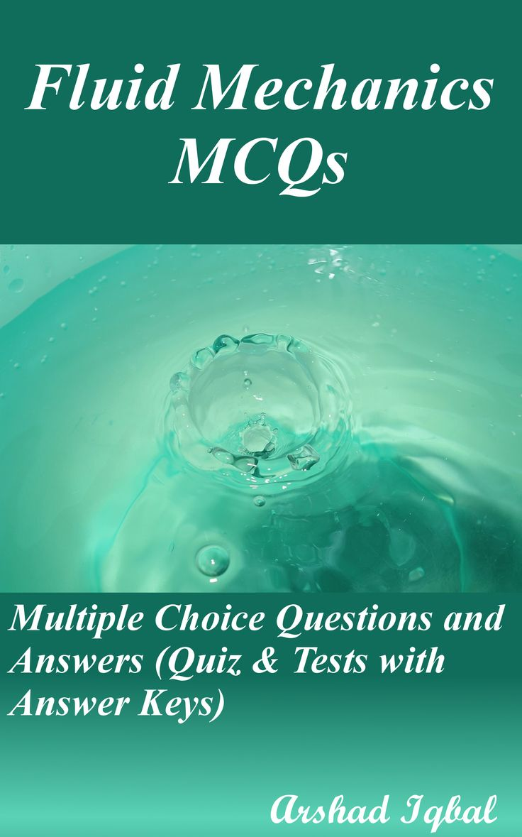 Fluid mechanics MCQs has 100 multiple choice questions. Fluid mechanics quiz questions and answers, MCQs on fluid dynamics, fluid kinematics, fluid statistics, mechanics and elementary, bulk modulus, buoyancy, flotation and stability, stagnation pressure, steady and unsteady flow MCQs with answers, energy and hydraulic grade line, confined flows, control volume and system representation, convective effects MCQs & quizzes to practice exam prep tests.