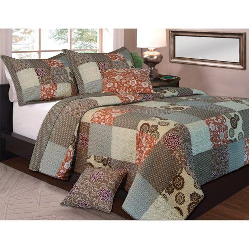 Chloe Bedding Quilt Set