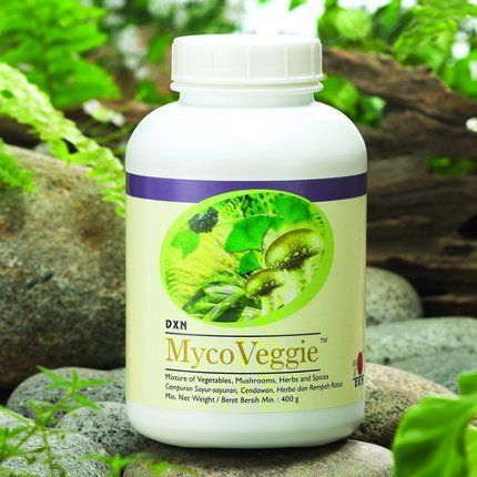 DXN MycoVeggie EU #wellness #weightloss #detoxification DXN MycoVeggie is a high fiber food supplement carefully prepared from the finest all-natural ingredients including vegetables, various mushrooms, spirulina, green tea, mulberry leaf, ginkgo leaf, noni leaf, fruits, herbs and a selection of spices. It is low in fat, sugar-free, cholesterol-free and high in both soluble and insoluble fiber, vitamin C, calcium and iron. Read more: http://dxnpost.blogspot.ie/2015/03/dxn-myco-veggie.html