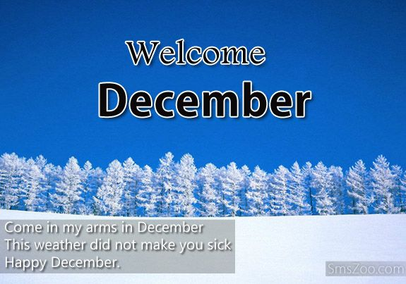 Best Collections Of Happy New Month Messages December 2016