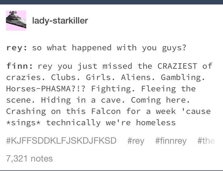 Finn talking like Jean-Ralphio? Things I didn't know I needed...