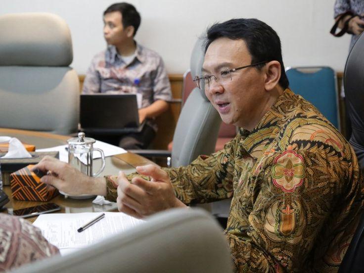 Gubernur memulai rapat rutin Badan Koordinasi Penataan Ruang Daerah (BKPRD) Provinsi DKI Jakarta