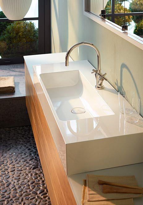 les 25 meilleures id es de la cat gorie mineralguss waschtisch sur pinterest. Black Bedroom Furniture Sets. Home Design Ideas
