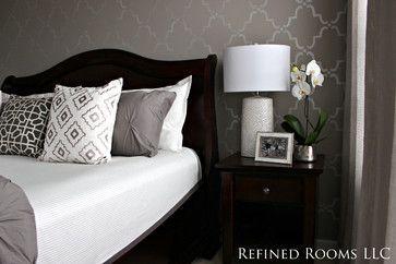 bedroom artwork above bed - Google Search
