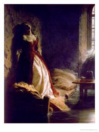 Konstantin Dmitrievich Flavitsky - Princess Tarakanova, 1864 - Giclee Baskı - AllPosters.com.tr'de.