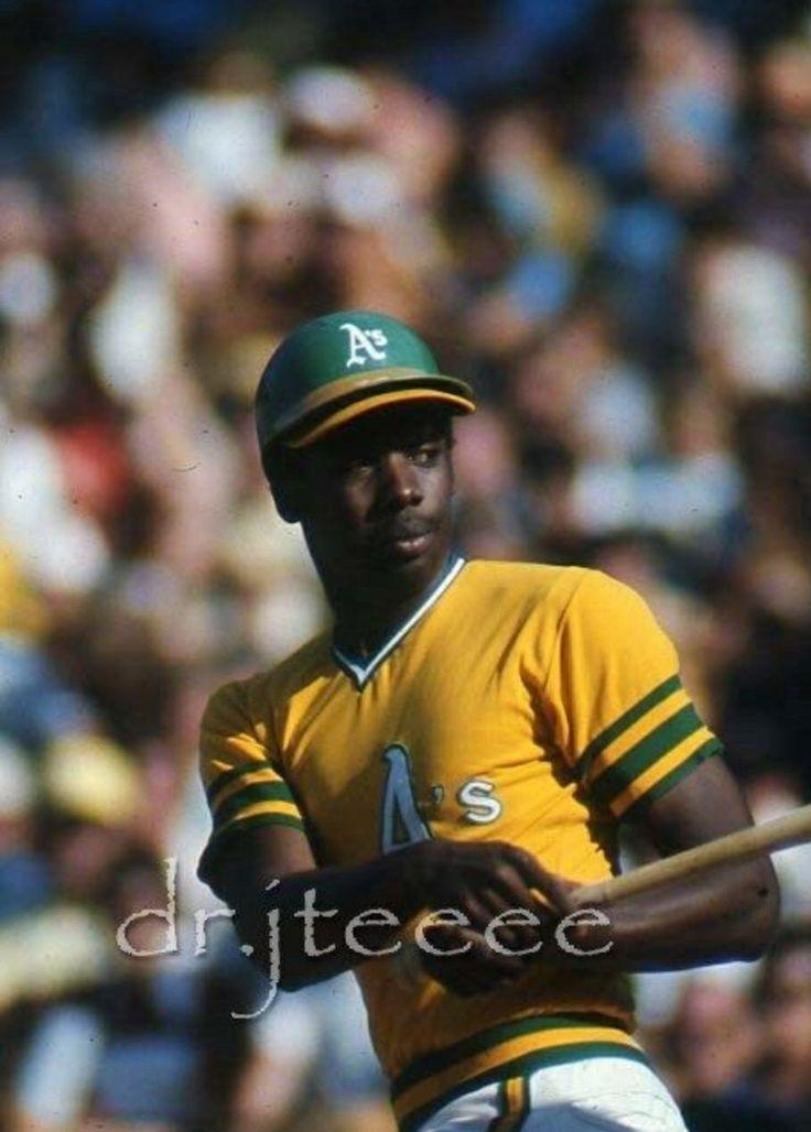 George Hendrick Oakland Athletics Dynasty Pinterest