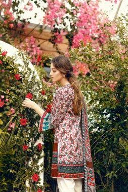 Alkaram Lawn 2017 Collection for women