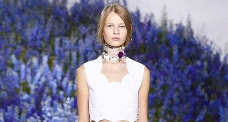 STATEMENT: OPHEF OVER 14-JARIG MODEL IN DIOR SHOW: