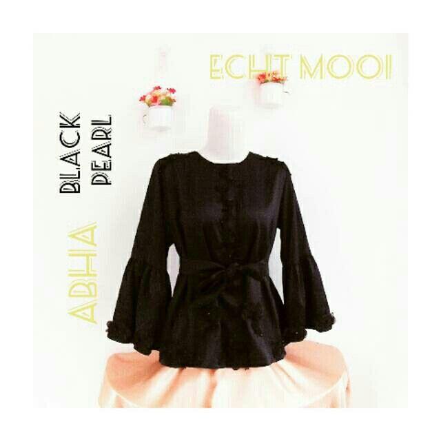 Saya menjual ABHA Black Pearl seharga Rp245.000. Dapatkan produk ini hanya di Shopee! https://shopee.co.id/echt.mooi/764588157 #ShopeeID