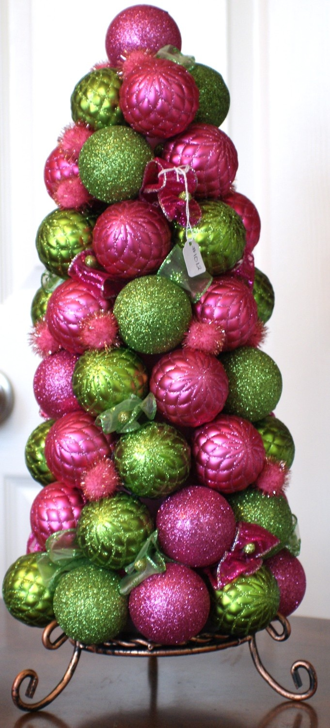 Christmas trees decorated pink - Find This Pin And More On Have Yourself A Merry Lilly Christmas