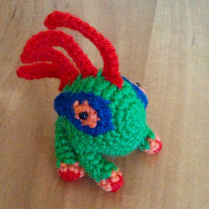 make_sunny В преддверии фильма #варкрафт появился у меня #малыш #мурлок! Есть тут поклонники? Могу ещё связать! #warcraft  #lovewarcraft #worldofwarcraft #knitting #crochet #instacrochet #astana #kazakhstan #handmade #handmadeastana #близзард #астана #вязание #крючком #вяжуназаказ #вязаниеастана #мргллмрглл #astanacity #astanagram #пвпилизассал #weamiguru #wow #amigurumi #игрушка #игрушкакрючком #подарок