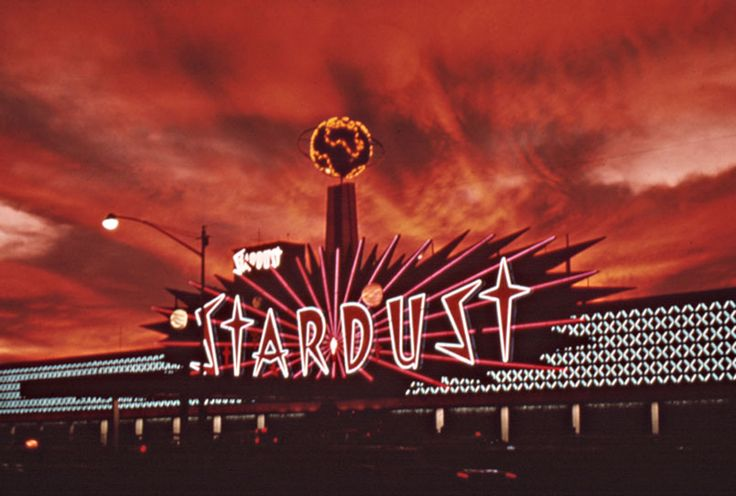 stardust casino frank rosenthal