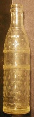 Coca Cola Bottle Sisterville w VA Clear Glass Coke RARE Antique   eBay