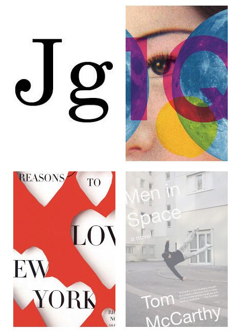 The quadrant in the upper right hand corner - layers and type. Bright colors without being flashy or young.