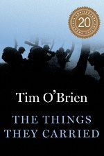 Tim O'Brien's The Things They Carried (1990) is considered one of the finest books about the Vietnam War. Far from a combat story of pride and glory, it is a compassionate tale of the American soldier, brimming with raw honesty and thoughtful reflection.