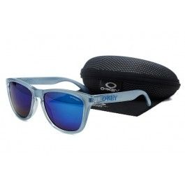 oakley holbrook branco lente azul