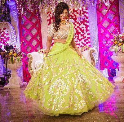 (No 9)  Sangeet - Lets dance & Celebrate
