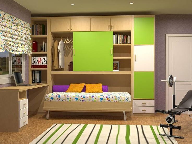 Tienda de mueble juvenil infantil dormitorios juveniles en - Dormitorios infantiles madrid ...
