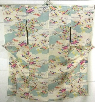 vintage ro kimono