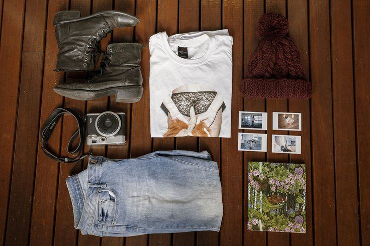 It's getting colder but it can't stop you to wear your favorite T-shirt -> http://bit.ly/1PMQJr5
