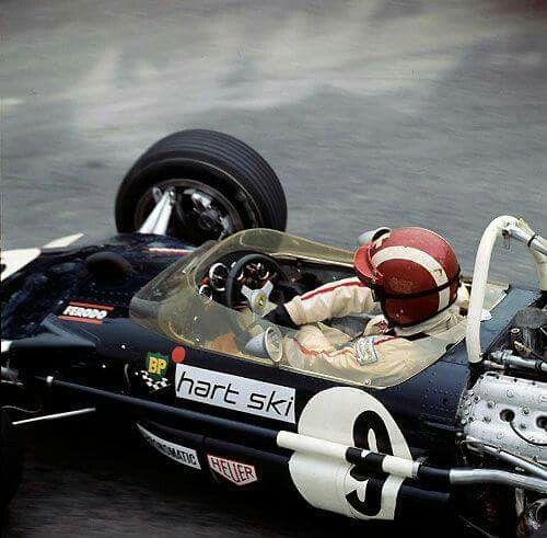 Seppi Lotus 49C Monaco 1969