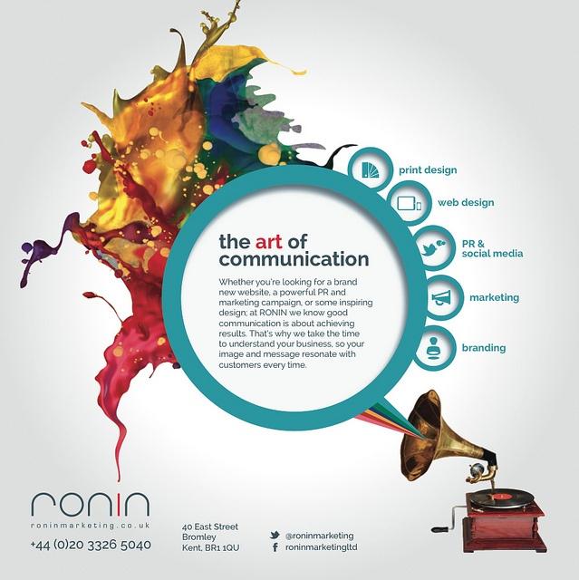 Marvelous New Ronin Ad Design