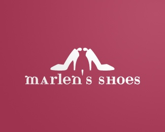 Shoes – 20 Creative and Cool Logo Designs