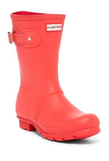 Incaltaminte Femei Hunter Original Short Waterproof Boot BRHTCRL  N/A #euforiamall     http://ift.tt/2G3gvbL