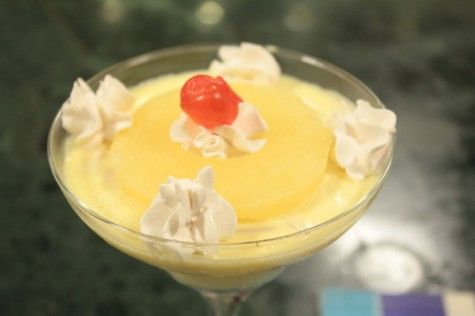 Eggless pineapple mousse Recipe | Official Masala TV Main Course Recipes