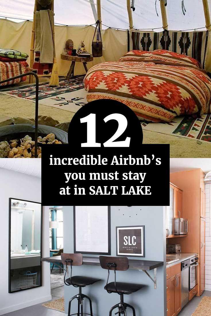 Salt Lake S Best Airbnbs Lake Hotel Lake Lake Trip