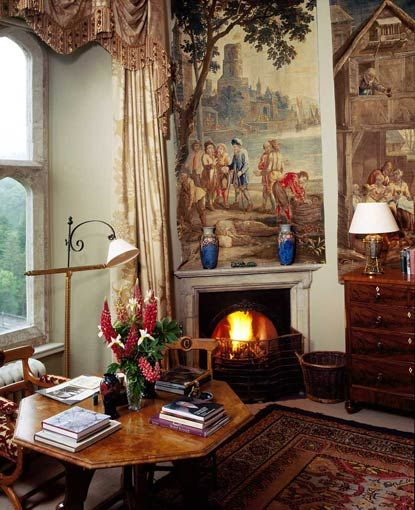 Castle Interior Design Property 31 best lismore castle ireland images on pinterest | castles, 19th