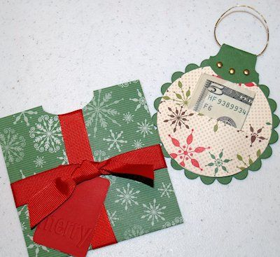 Creative Ways to Give Money Gifts | All About Family Crafts