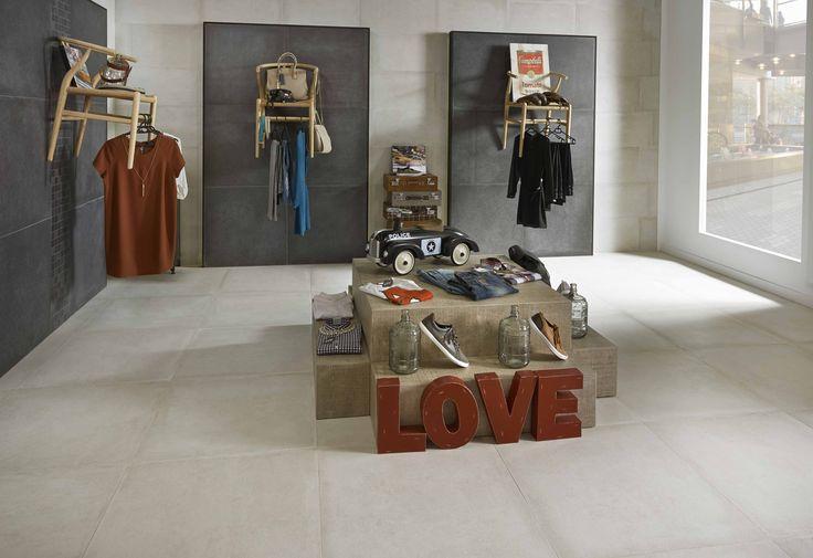the 25 best fliesen betonoptik ideas on pinterest. Black Bedroom Furniture Sets. Home Design Ideas