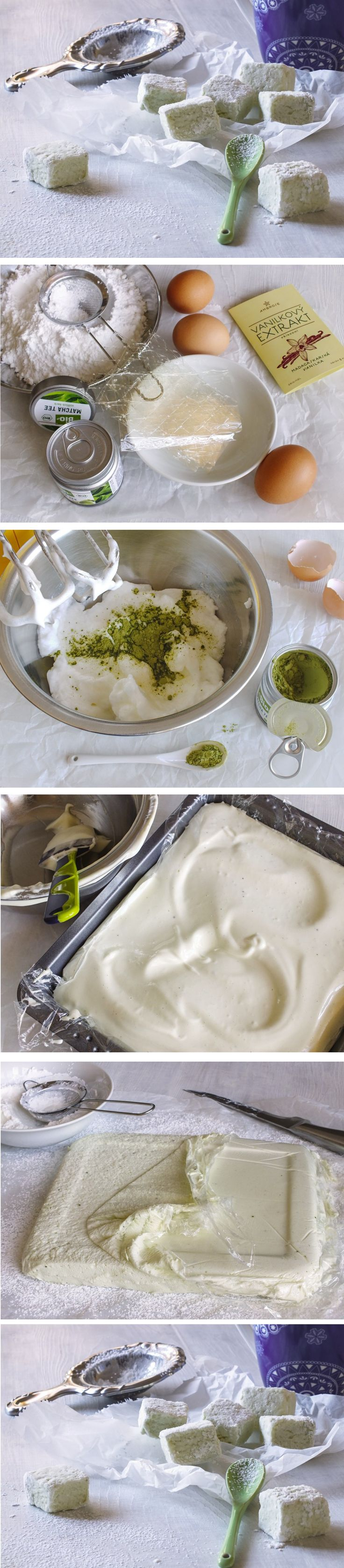 Potřebujete mlsání pro sebe nebo děti, které není plné chemie? Vyzkoušejte s námi domácí žužu bonbony vyrobené se zeleným čajem matcha.