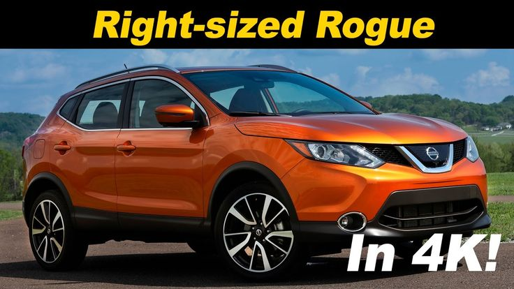 2017 Nissan Rogue Sport First Drive Review in 4K UHD